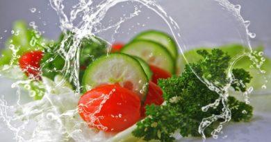 Salad Light dinner